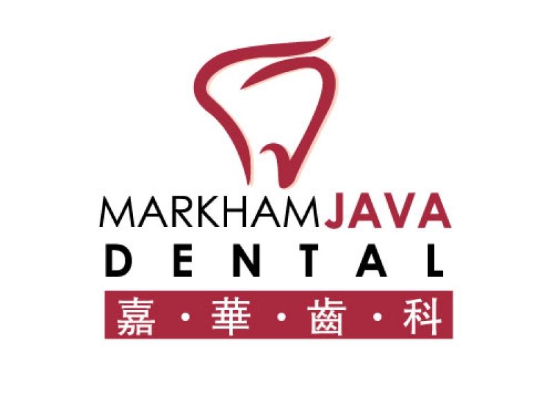 Markhamjava-dental-logo